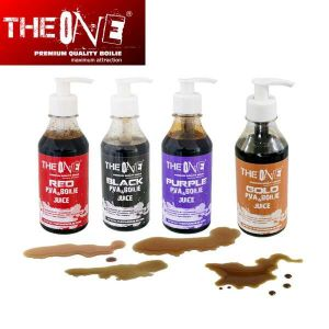 THE ONE PVA&BOILIE Juice 250ml - BLACK