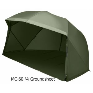 Trakker MC-60 Brolly 3/4 Groundsheet  (20228)