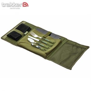 Trakker Cutlery set - étkezőszett