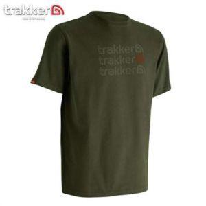 Trakker Aztec T-Shirt - környakú póló