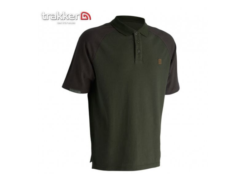 Trakker Earth Polo Shirt - galléros póló